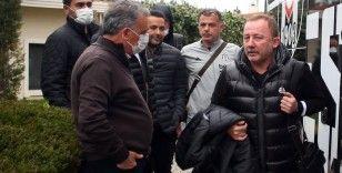 Başkan Çebi, takımı uğurladı