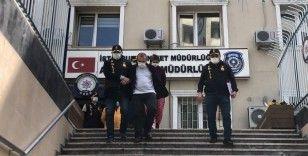 Bakırköy'de bir siteden 100 bin TL ziynet eşya çalan şahıslar yakalandı