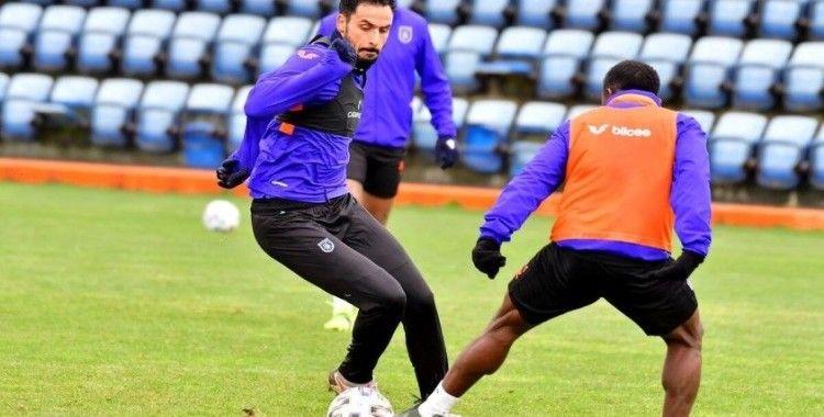 Başakşehir'de Gaziantep FK hazırlıkları başladı