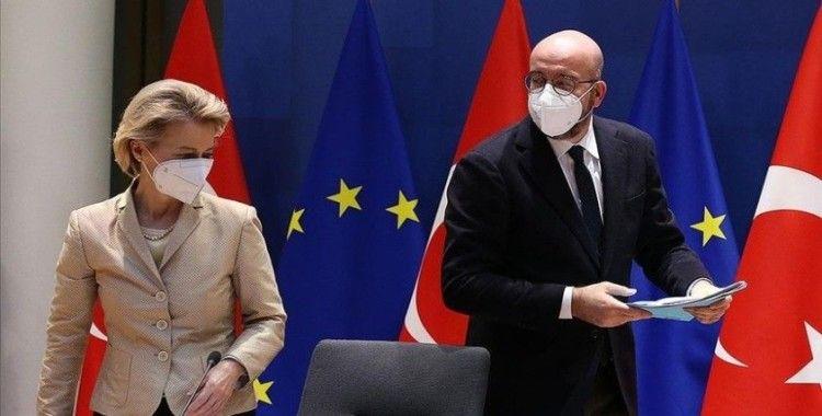 AB Konseyi Başkanı Charles Michel ile Komisyon Başkanı Ursula von der Leyen, yarın Türkiye'ye geliyor