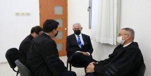 İsrail Başbakanı Netanyahu hakim karşısına çıktı