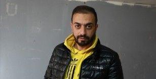 Filistinli aktivistler evde tedavi gören Kovid-19 hastalarına destek için kampanya başlattı
