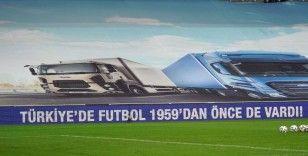 Fenerbahçe'den maç esnasında 1959 öncesi paylaşımı