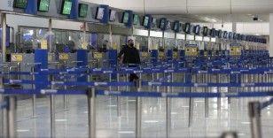 Yunanistan, uluslararası uçuşlardaki kısıtlamaları 19 Nisan'a kadar uzattı