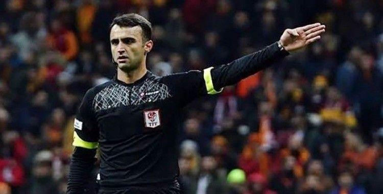 Trabzonspor - Kayserispor maçını Atilla Karaoğlan yönetecek