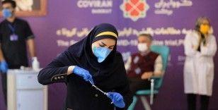 İran'da son 24 saatte Kovid-19'dan 172 kişi hayatını kaybetti