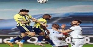 Fenerbahçe'de ilk 11'de 3 değişiklik