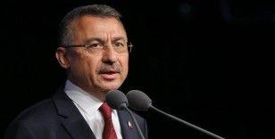 Cumhurbaşkanı Yardımcısı Oktay: Bazı emekli amirallerin bildirisi, bir darbenin ön bildirisidir