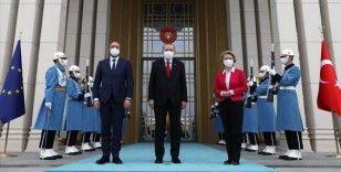 AB Konseyi Başkanı Michel: AB, Türkiye ile ekonomik iş birliğini artırmak için somut gündem sunmaya hazır