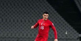 Ozan Kabak: 'Finalin İstanbul'da olması beni motive ediyor'