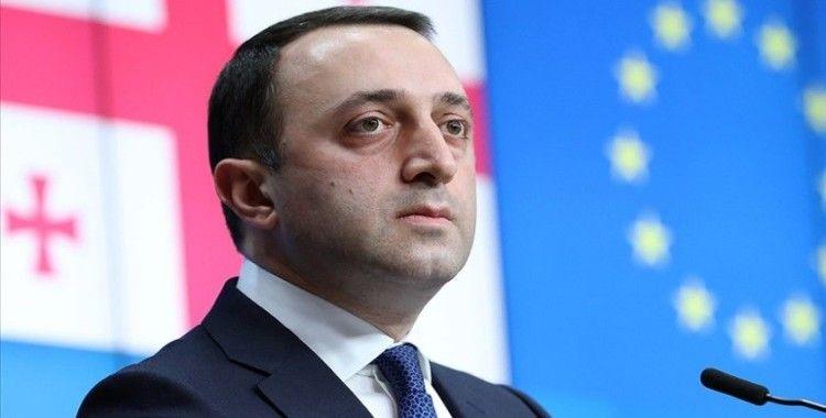 Gürcistan Başbakanı Garibaşvili'nin Kovid-19 testi pozitif çıktı