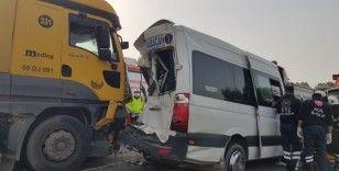 Hatay'da zincirleme kaza: 7 yaralı