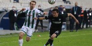 Bursaspor'da İsmail Çokçalış sakatlandı - Ümraniyespor maçında oynamasının zor olduğu öğrenildi