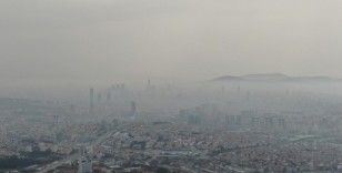 İstanbul'da sabah saatlerinde sis etkili oldu