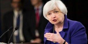 ABD Hazine Bakanı Yellen: ABD'deki güçlü büyüme olumlu şekilde küresel görünüme yayılacak
