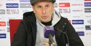 """Abdullah Avcı: """"Çok gol kaçırdık, bunun karşılığı berabere bitti"""""""