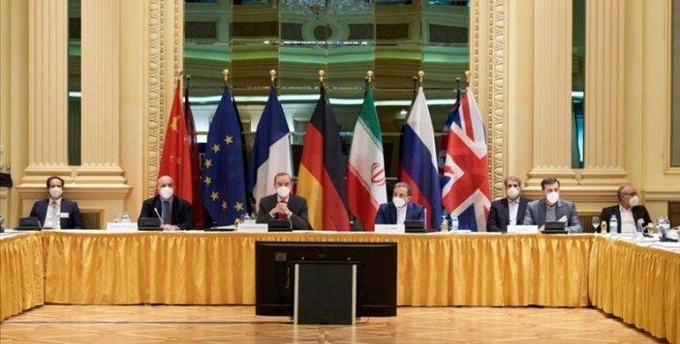 Avusturya'da İran nükleer anlaşma görüşmelerinin ilk günü olumlu bir atmosferde geçti