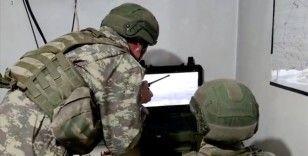 Barış Pınarı bölgesine sızmaya çalışan 9 terörist etkisiz hale getirildi