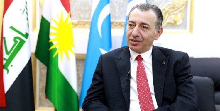 Türkmen Bakan Maruf ITC'deki görev değişiminin Irak seçimlerinde Türkmenleri olumlu etkileyeceğini söyledi