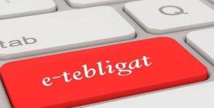 E-tebligat uygulamasında 761 milyon TL tasarruf sağlandı