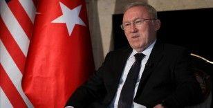 Türkiye'nin Washington Büyükelçisi Mercan Türk-Amerikan ilişkilerini değerlendirdi