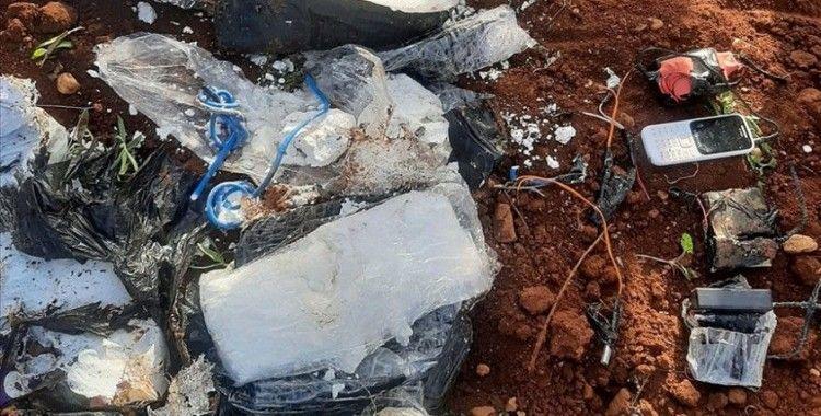 Türk polisi, Suriye'nin Azez şehrinde terör saldırısını önledi