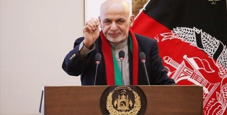 Afganistan Cumhurbaşkanı Gani, barış süreci için geçiş hükümeti kurulmasını önerdi