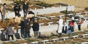 Avukatlık bürosundaki silahlı saldırıda ölen kişi toprağa verildi