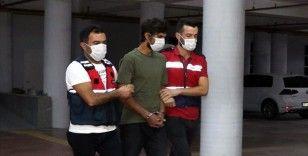 Suriye'den paramotorla geldiği Amanoslarda yakalanan 'gri' kategorideki PKK'lı teröriste dava