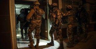 İstanbul'da terör örgütleri El Kaide ve DEAŞ'a yönelik operasyonda 8 şüpheli yakalandı