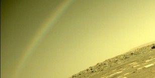 NASA: Mars'ta gökkuşağı oluşması mümkün değil