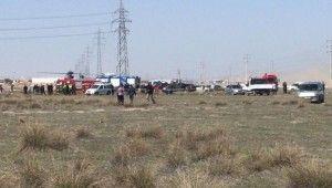 Konya'da Türk Yıldızlarına ait eğitim uçağı düştü, 1 pilot şehit