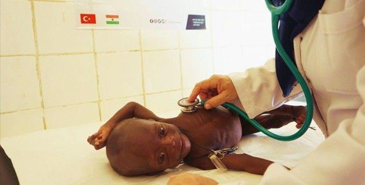Yeryüzü Doktorları, açlık sorunları yaşanan ülkelerde 'Bir Öğün Değil, Bir Ömür' kampanyası yürütüyor