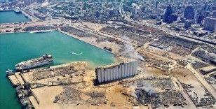 Alman firmaları, Beyrut Limanı'na yönelik yeniden imar planını Lübnan makamlarıyla paylaştı