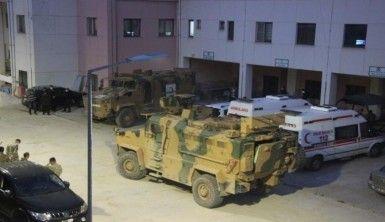Suriye'de TSK unsurlarına havanlı saldırı, 2 şehit
