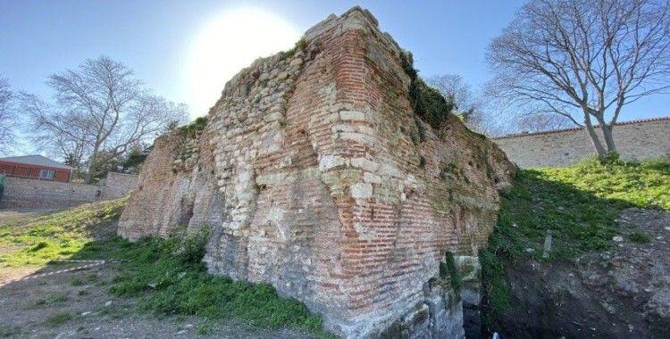 Topkapı Sarayı'nda Roma dönemine ait galeri bulundu