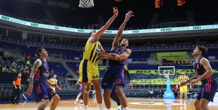 THY Euroleague: Fenerbahçe Beko: 67 - Real Madrid: 93