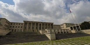 TBMM yerleşkesine Kovid-19 önlemleri kapsamında 30 Nisan'a kadar ziyaretçi yasağı getirildi
