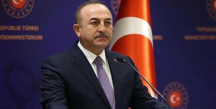 Bakan Çavuşoğlu: '(AB yetkilileri ile görüşme) Uygulanan protokolde AB tarafının talepleri ve telkinleri karşılanmıştır'