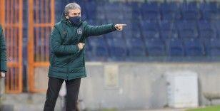 Medipol Başakşehir'de Fenerbahçe maçı hazırlıkları başladı