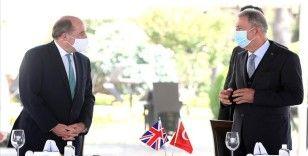 MSB'den Bakan Akar'ın İngiltere ziyaretine ilişkin açıklama