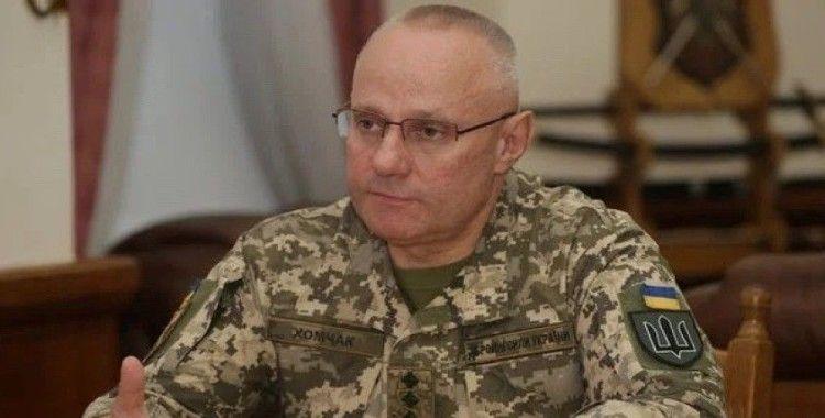 """Ukrayna Genelkurmay Başkanlığı: """"Saldırı hazırlığında değiliz"""""""