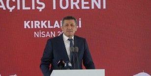 Milli Eğitim Bakanı Selçuk'tan okul öncesi eğitim vurgusu