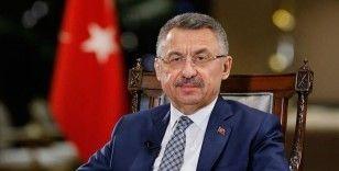 Cumhurbaşkanı Yardımcısı Oktay, Siirt'te şehit olan uzman çavuş Erdem için taziye mesajı yayımladı