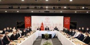 Sağlık Bakanı Koca: Ülkemizde vakaların yaklaşık yüzde 40'ı İstanbul'da