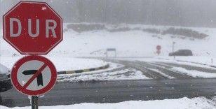 İç Anadolu'nun güney ve doğusunda bu akşam yoğun kar yağışı etkili olacak