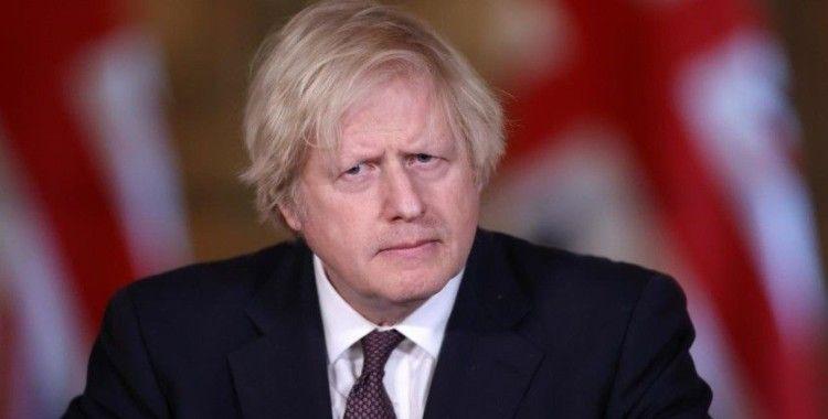 İngiltere Başbakanı Johnson: 'Millet, Kraliçe ile yas tutuyor'