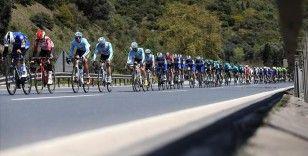 56. Cumhurbaşkanlığı Türkiye Bisiklet Turu'nda ilk pedal Kapadokya'dan çevrilecek