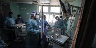 Kovid-19 salgını nedeniyle Gazze'deki hastanelerin yükü giderek artıyor
