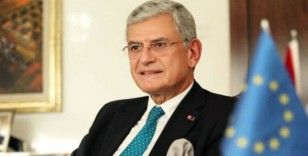 BM 75. Genel Kurul Başkanı Bozkır, Bakü'de şehitlikleri ziyaret etti